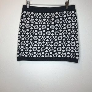 Hatley cotton sweater skirt size Small